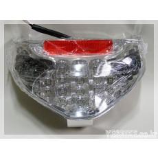 어드레스 (V125) 텔ASSY(LED,윙카포함)