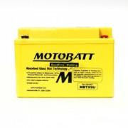 MOTOBATT 밀폐형 무보수 배터리 MBTX9U 포르자,PS250,실버윙,쉐도우 04~07,CBR1100XX,VFR800(YTZ12S) (밧데리)