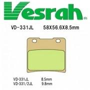 [Vesrah]베스라 VD331JL/SJL - SUZUKI KATANA400,IMPULSE,INTRUDER800,KATANA1100,INTRUDER1400 기타 그 외 기종 -오토바이 브레이크 패드
