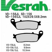 [Vesrah]베스라 SD156 - HONDA CBR250,XR400,CBR600F,SILVERWING,PC800,ST1100 기타 그 외 기종 -오토바이 브레이크 패드
