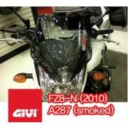 FZ8-N (2010) - A287 (smoked),지비,윈드스크린