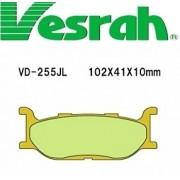 [Vesrah]베스라 VD255JL/SJL - YAMAHA ZEAL,GRAND MAJESTY,TMAX,DRAGSTAR,ROYALSTAR 기타 그 외 기종 -오토바이 브레이크 패드
