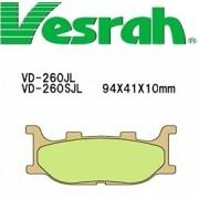 [Vesrah]베스라 VD260JL/SJL - YAMAHA MAXAM,MAJESTY250,FZ6,TMAX,VIRAGO1100 기타 그 외 기종 -오토바이 브레이크 패드