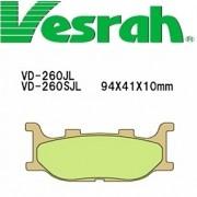 [Vesrah]베스라 VD260JL/SJL - YAMAHA MAXAM,MAJESTY250,FZ드 6,TMAX,VIRAGO1100 기타 그 외 기종 -오토바이 브레이크 패드