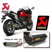 [Akrapovic] HONDA VFR1200F 2010~ SLIP-ON CARBON