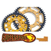 [Supersprox] 슈퍼스프록스 대기어 1306-42 골드 - VTR-SP 00-06, CBR1000RR 04-11, CBR954RR, CBR900RR 기타 그 외 기종