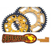 [Supersprox] 슈퍼스프록스 대기어 1306-42 레드 - VTR-SP 00-06, CBR1000RR 04-11, CBR954RR, CBR900RR 기타 그 외 기종