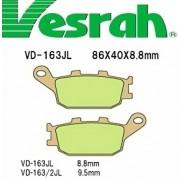 [Vesrah]베스라 VD163JL/SJL - HONDA CB400,HORNET600,CBR600F,CBR900RR,CB1300 기타 그 외 기종 -오토바이 브레이크 패드