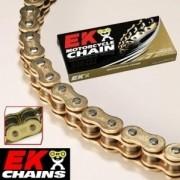 [EK] 520 SRX 체인 120 링크 (750cc급,내구성지수:1200) - 오토바이 체인