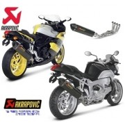 [Akrapovic] BMW K1200S/R 05~08 FULL SYSTEM CARBON