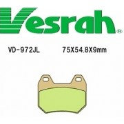 [Vesrah]베스라 VD972JL/SJL- BMW K1200LT,K1200LT EVO INTEGRAL ABS,R1200C,R1200CL 기타 그 외 기종 -오토바이 브레이크 패드