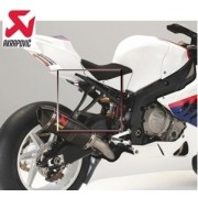 [Akrapovic] BMW S1000RR 10~11 Carbon Muffler Bracket