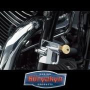 [쿠리야킨] 메트릭 공용파츠 크롬 범용 헬멧락-4220