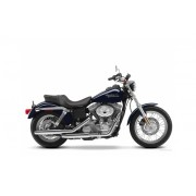XRT 조절식레버 Harley Davison Big Twin  BLACK (SILVER)
