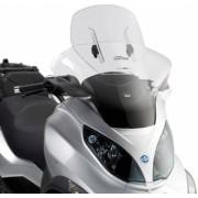 (GIVI) AF504 - 피아지오 MP3 250/400 (06-11)투명 스크린