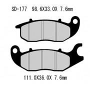Honda(혼다) Ape50 Vesrah(베스라) 앞브레이크 패드 WD177(SD177)
