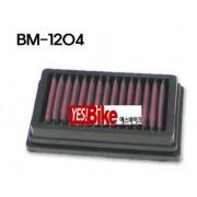 K&N BMW R1200GS/ST/RT/S 04~11 에어크리너 BM-1204