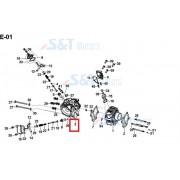 KM110(에스코트) 헤드(단품)