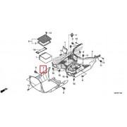 벤리110 언더커버(바닥)(50621-GGM-950)
