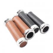 LX125(베스파) 손잡이 가죽(SET)(내경22mm,길이13cm)