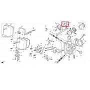 SQ250(프리윙),SQ125(프리윙) 서모스탯 커버