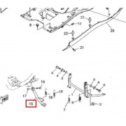 HL125S(라온) 사이드스탠드(42310CE6400)