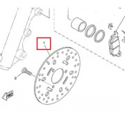 HL100A(아띠) 브레이크 디스크판(앞) 59211CE6800