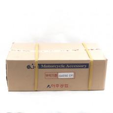 GV250(DR),미라쥬250(DR) 범퍼세트(아주)