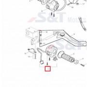 코멧(GT250P) 라이트스위치RH(인젝션) 37200H78350