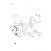 GD250(엑시브250) 스롯틀 바디 ASSY