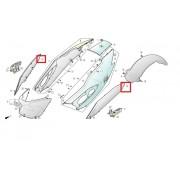 SV125B.SV125D.SV250 보디사이드커버(도장)
