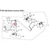 HY125(V) CBS 컨트롤밸브 ASSY