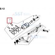 에스코트(KM110) 기어쉬프트드럼ASS'Y