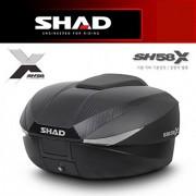 SHAD 샤드 탑케이스 SH58X 기본사양 카본커버 포함 D058106