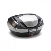 GIVI 탑박스 탑케이스 가방 모노키 V56-NT 블랙테크 맥시아4 알미늄커버 56리터