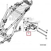 PCX(19년~) 엔진행거브라켓 50350-K97-T00
