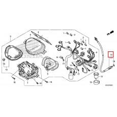 슈퍼커브110(~17년) 메타케이블