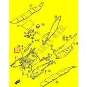 버그만125 BURGMAN125 밧데리커버 48127-12JB0-291