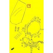 버그만125 BURGMAN125 윈도우스크린 94611-03H10-000