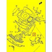 버그만125 BURGMAN125 플로워판넬리드 92142-12JB0-291