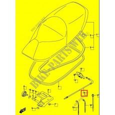 버그만125 BURGMAN125 시트로크케이블 45280-12J20-000