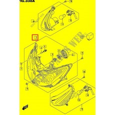 버그만125 BURGMAN125 라이트ASS`Y 35100-12J00-000