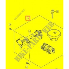 버그만125 BURGMAN125 키ASS`Y 37102-12861-000