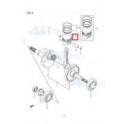 LT160(엘티160) 피스톤