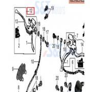 메가젯(HB125) 마스터실린더(RH)(우측)(순정)