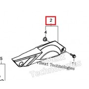 PCX125(15~19) 클러치커버(B)LH 11350-K97-T00