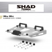 SHAD 샤드 TERRA 테라 탑케이스 알루미늄 플레이트+스크류세트 D1BTRPA